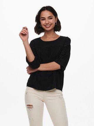 Černá volná halenka Jacqueline de Yong Riana