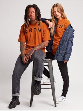 Burton BRTN TRUE PENNY pánské triko s krátkým rukávem - oranžová