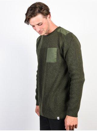 Element COLTIN MOSS GREEN svetr pánský - zelená