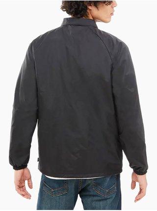Vans TORREY black/white podzimní bunda pro muže - černá