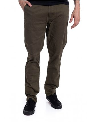 Element HOWLAND CLASSIC CHIN ARMY plátěné kalhoty pánské - hnědá