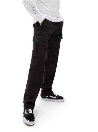 Vans SERVICE CARGO black plátěné kalhoty pánské - černá