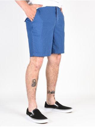 RVCA BUTTER BALL SURPLUS BLUE plátěné kraťasy pánské - modrá