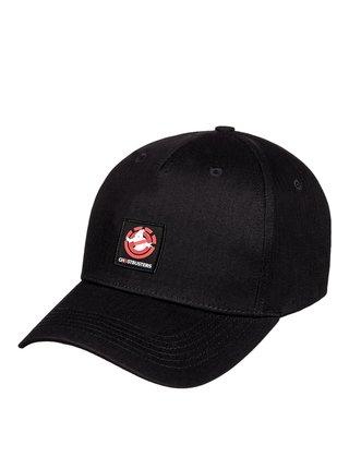 Element GHOSTBUSTERS FLINT BLACK baseballová kšiltovka - černá