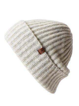 Burton BRANCH CANVAS HEATHER pánská čepice - bílá