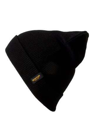 Burton KACTUSBUNCH TRUE BLACK pánská čepice - černá