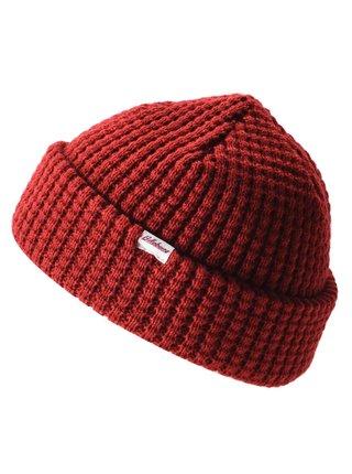 Billabong 97 RED pánská čepice - červená