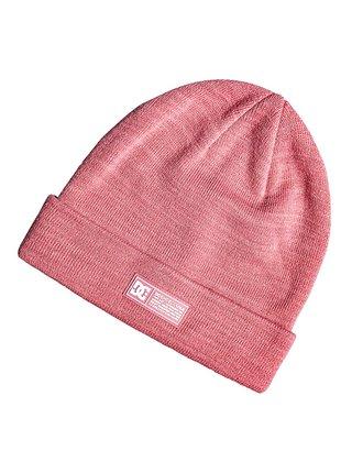 Dc LABEL Dusty Rose pánská čepice - růžová
