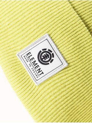 Element DUSK LIMEADE pánská čepice - žlutá