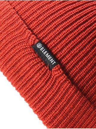 Element KERNEL FIRE RED pánská čepice - červená
