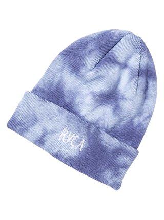 RVCA VOID blue pánská čepice - barevné