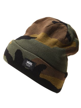 Vans MTE CUFF CAMO pánská čepice - barevné