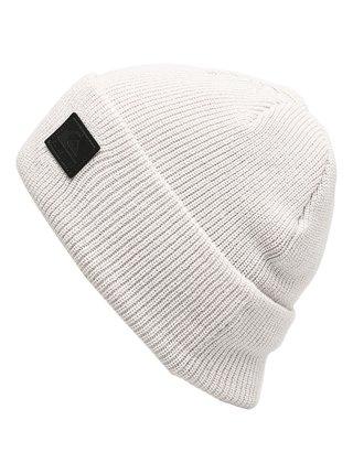 Quiksilver PERFORMER 2 SNOW WHITE pánská čepice - bílá