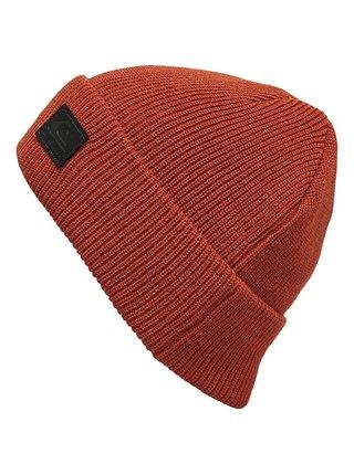 Quiksilver PERFORMER 2 HENNA pánská čepice - červená