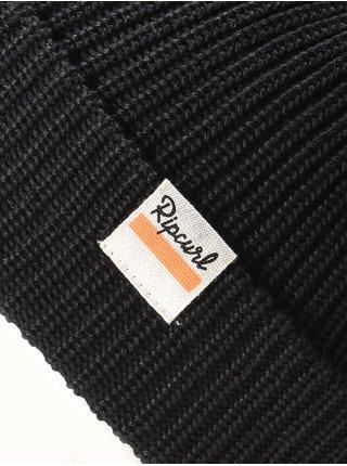 Rip Curl SALTWATER black pánská čepice - černá