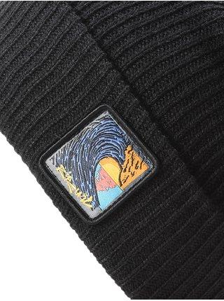 Rip Curl CUSTOM black pánská čepice - černá