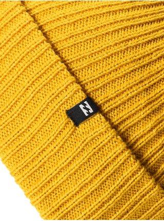 Billabong ARCADE MUSTARD GOLD pánská čepice - žlutá