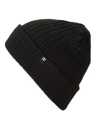 Billabong ARCADE black pánská čepice - černá