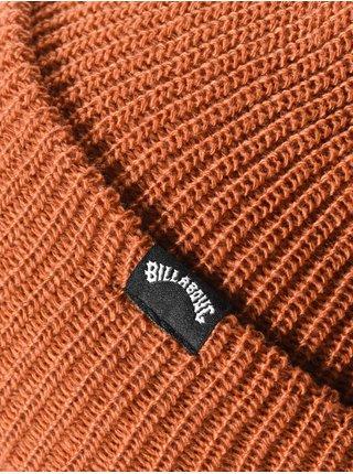 Billabong ARCH AUBURN pánská čepice - oranžová
