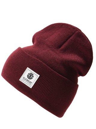 Element DUSK VINTAGE RED pánská čepice - červená