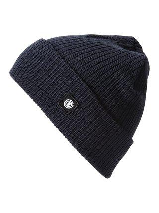 Element FLOW indigo pánská čepice - černá