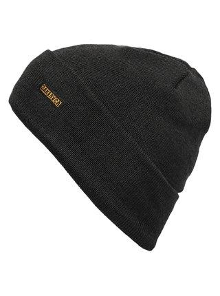 RVCA BAKER black pánská čepice - černá