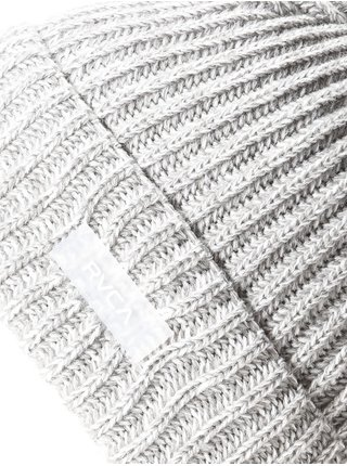 RVCA FROST GREY pánská čepice - šedá