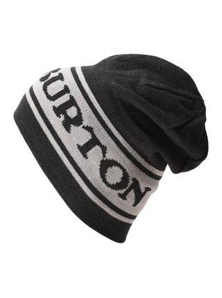 Burton BILLBOARD TRUBLK/IRNGRY pánská čepice - černá