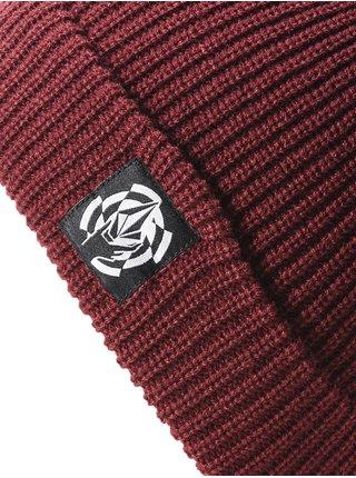 Volcom Stone Hold port pánská čepice - červená
