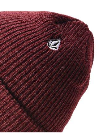 Volcom Full Stone port pánská čepice - červená