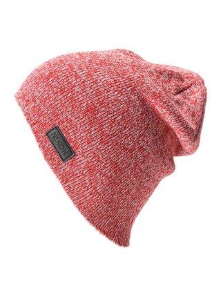 Nixon COMPLETE REDWASH pánská čepice - červená