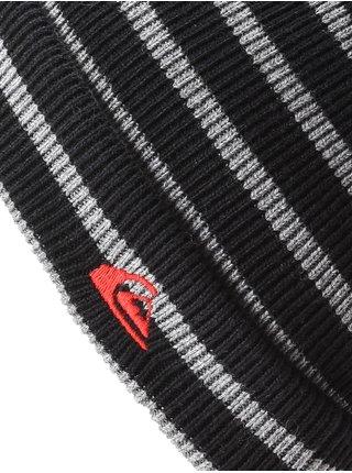 Quiksilver CHAGAIO JET BLACK pánská čepice - barevné
