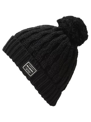 Billabong GOOD VIBES black pánská čepice - černá