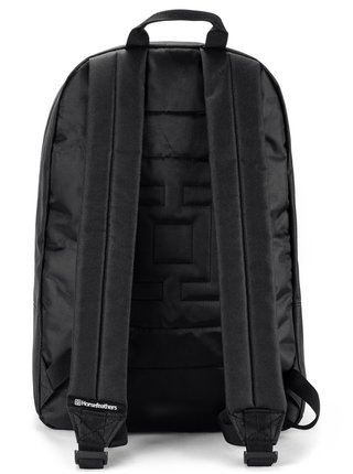 Horsefeathers MALDER black batoh do školy - černá