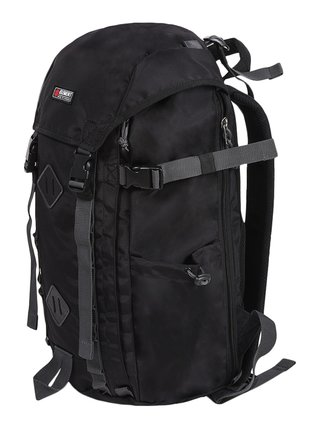 Element RIDGE ORIGINAL BLACK batoh do školy - černá