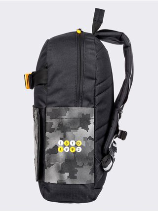 Element VAST SKATE REFLECTIVE CAMO batoh do školy - šedá