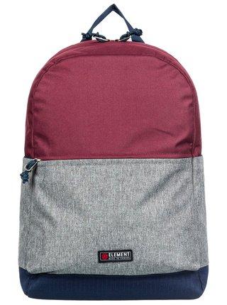Element VAST VINTAGE RED batoh do školy - šedá