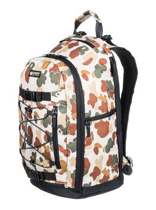 Element SCHEME SAND CAMO batoh do školy - zelená