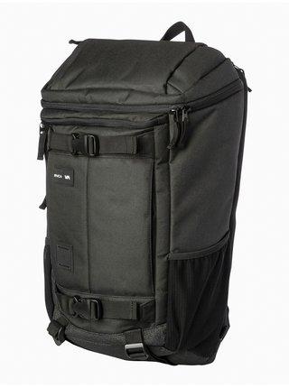 RVCA VOYAGE III black batoh do školy - černá