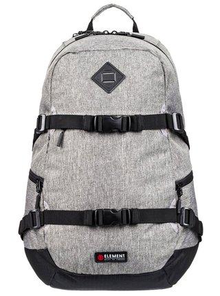Element JAYWALKER grey heather batoh do školy - šedá