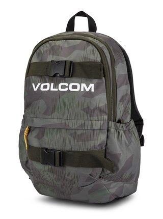 Volcom Substrate II CAMOUFLAGE batoh do školy - šedá