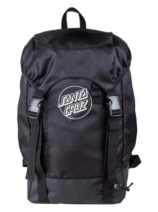 Santa Cruz Trail black batoh do školy - černá