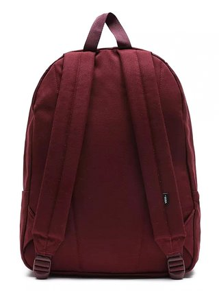 Vans OLD SKOOL III Port Royale batoh do školy - červená