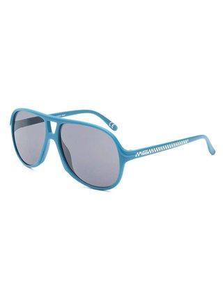 Vans SEEK SHADES MOROCCAN BLUE MATTE sluneční brýle pilotky - modrá