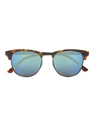 Vans DUNVILLE SHADES CHEETAH TORTOISE sluneční brýle pilotky - hnědá