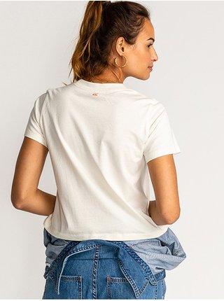 Billabong PAINT THE SKY COOL WIP dámské triko s krátkým rukávem - bílá