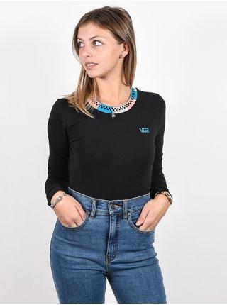 Tričká s dlhým rukávom pre ženy VANS