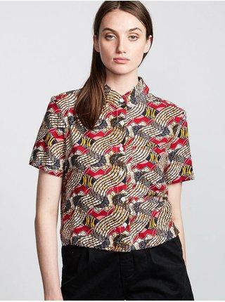 Element RAMBLIN ORIGINS košile pro ženy - barevné