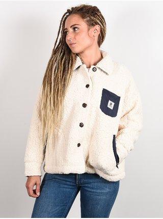 Element CALGARY BONE WHITE dámská mikina - bílá