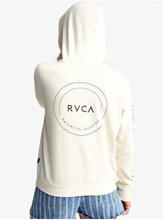 RVCA CLASSIC BIRCH mikina dámská - bílá